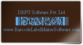 Barcode label maker software for standard supports PDF417 Font